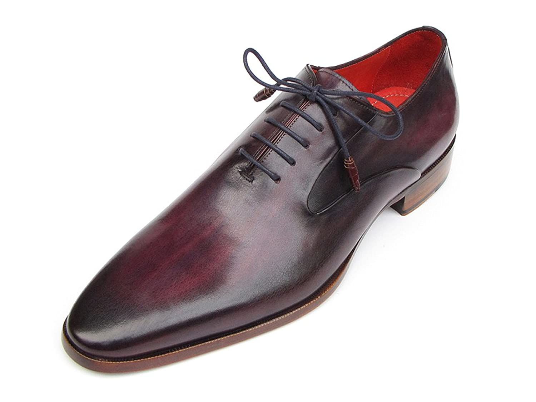 Paul Parkman - Zapatos de cordones para hombre Morado morado 38 EU / 6 US