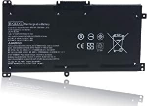 BK03XL Laptop Battery for HP Pavilion X360 14 14m Series, 14-BA175NR 14-BA253CL 14-BA125CL 14M-BA013DX 14M-BA015DX 14M-BA114DX BA014DX BA114DX HSTNN-LB7S TPN-W125 BK03041XL 916366-421 541 916811-855