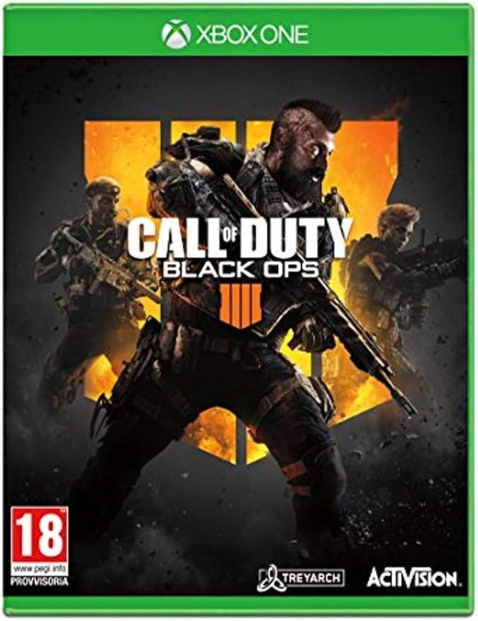 Call of Duty Black Ops IIII + Calling Card - [Esclusiva Amazon ...