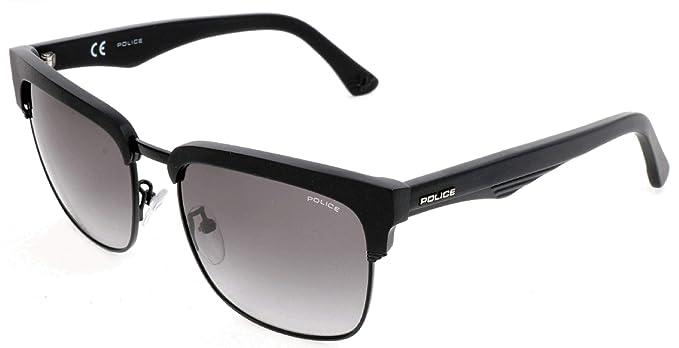 Police Sonnenbrille SPL354 Gafas de Sol, Negro (Schwarz ...