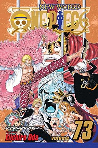 One Piece, Vol. 73