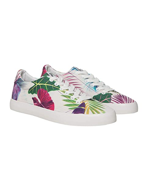 Desigual Y esZapatos ShoescanvasZapatillas Para MujerAmazon XiuTPkZO