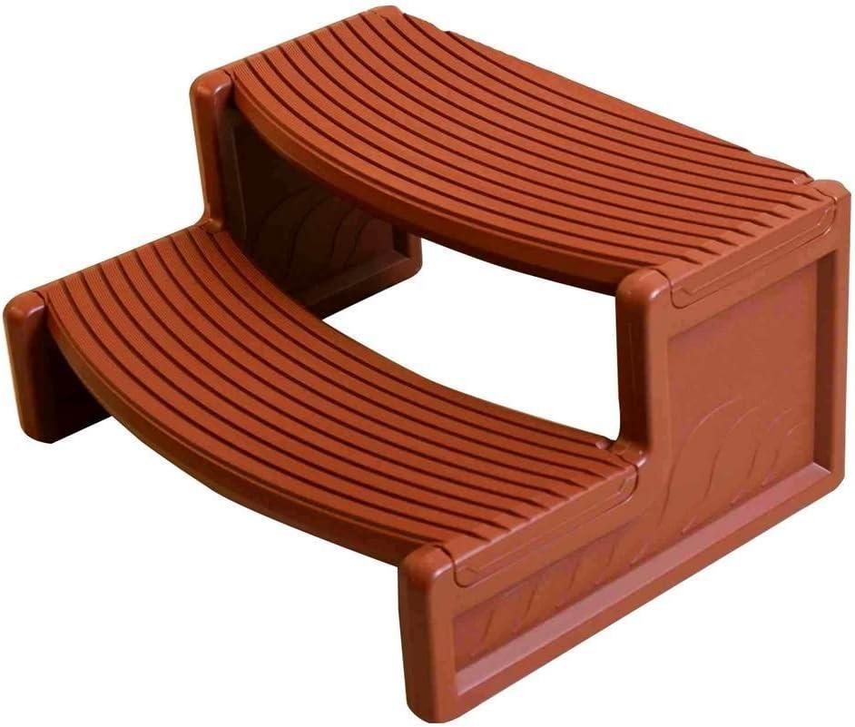 Confer Plastics Handi-Step Spa Step, Portabella: Garden & Outdoor