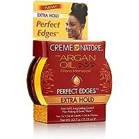 Creme of Nature Argan Oil Perfect Edges Control Hair Gel-2.25 oz