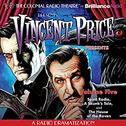 Vincent Price Presents, Volume Five