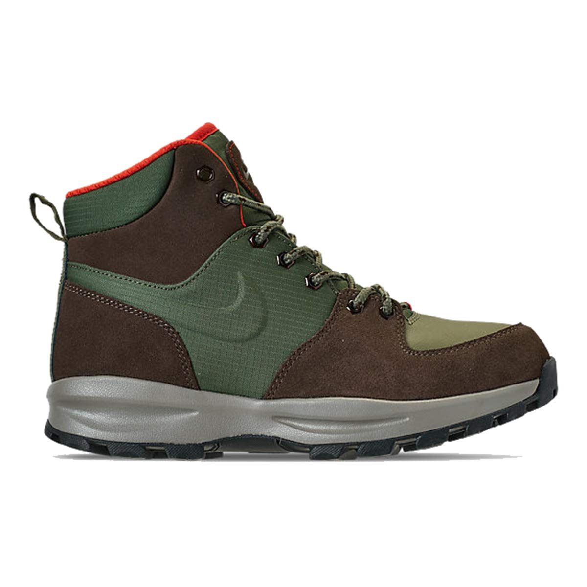 buy popular b1317 49232 Galleon - NIKE Mens Air Manoa Boots Army Olive Baroque Brown BQ3380-300  Size 8