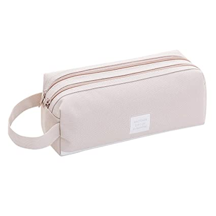 Amazon.com : Pausseo Brief Style Pure Color Creative Handle ...