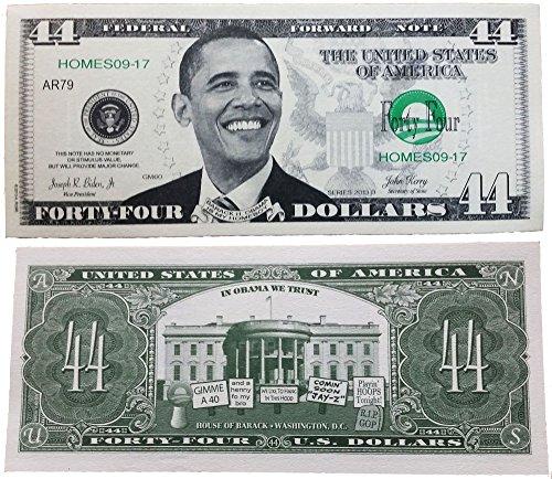 BILLS Barack Obama Dollar Novelty Money product image