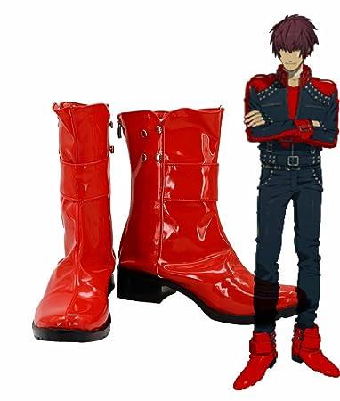Dramatical Murder DMMD Mizuki Cosplay Shoes Boots Custom Made