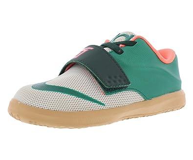 0b61a5cfbaab Nike KD VII Toddler Shoes Mystic Green Light Bone Gum Light Brown 669943-