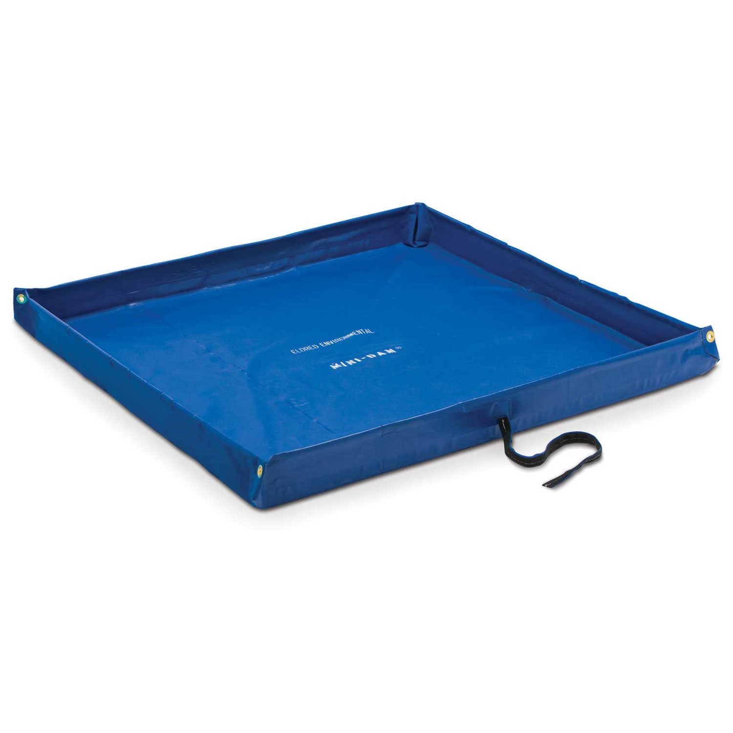 DQE Flexible Containment Pool, Blue, 5'L x 5'W x 4''H
