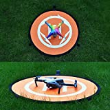Homga-Portable-Foldable-Drones-Landing-Pad-For-RC-Drones-Helicopter-PVB-Drones-DJI-Mavic-Pro-Phantom-234-Pro-Antel-Robotic-Holy-Stone-Gopro-Kama-Parrot-3DR-Solo-and-So-on