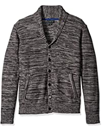 Blizzard Bay Men's Shawl Neck Sweater