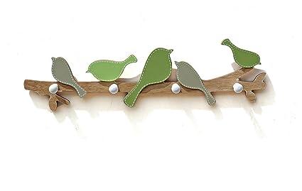 Sunshine - Llavero de madera con forma de hoja pastoral para ...