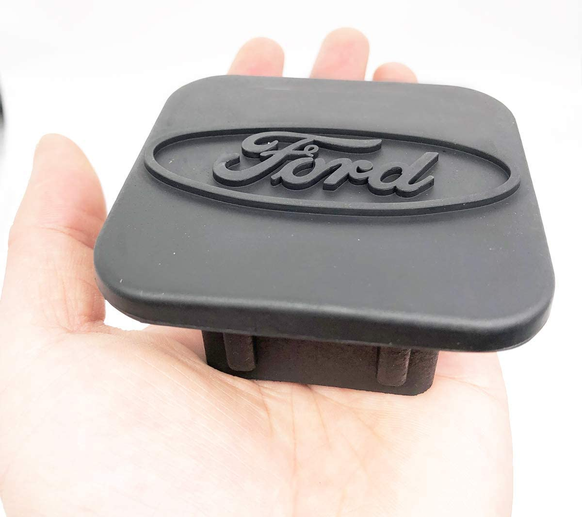 fit Toyota I life Trailer Hitch Tube Cover Plug Cap for Toyota,Rubber Receiver Tube Hitch Plug,Trailer Hitch Cover