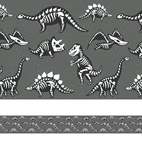 Faixa Adesiva para Quarto de Meninos Dinossauro 10mx10cm