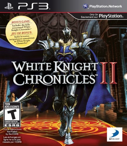 White Knight Chronicles II by D3 Publisher