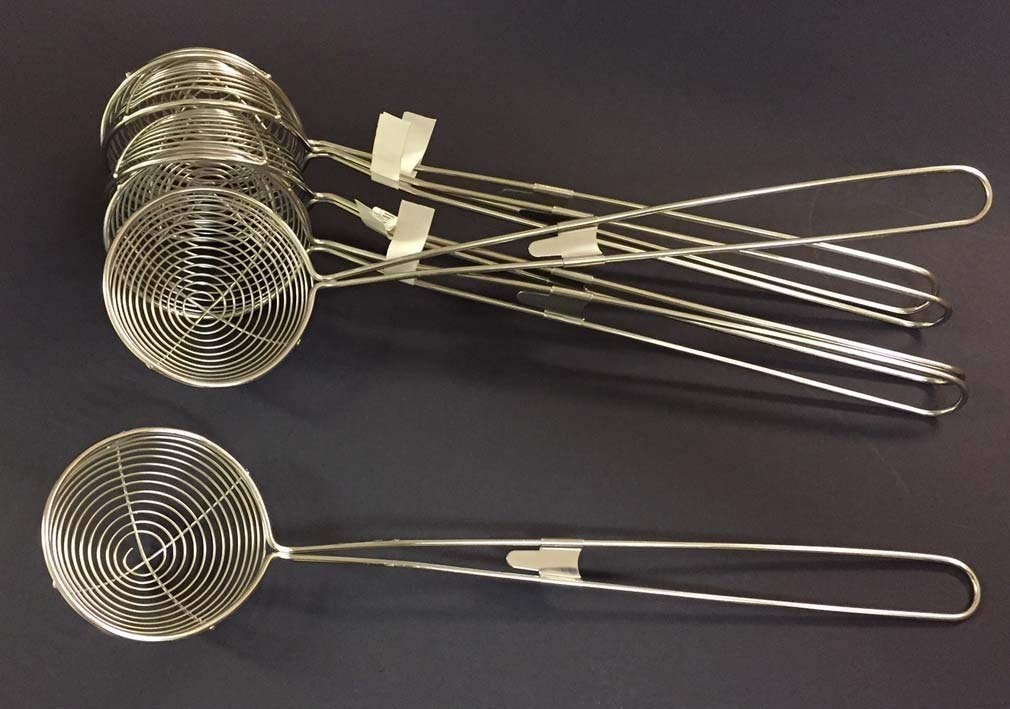 Shabu shabu Hot Pot Strainer Scoops, 6 pieces