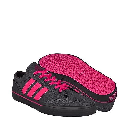 ac7046bccaf Adidas Tenis Gvp Canvas Str Tenis para Mujer  Amazon.com.mx  Ropa ...
