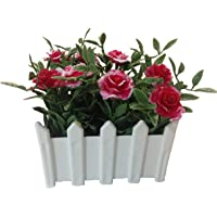 Dekoratif Çitli Çiçek