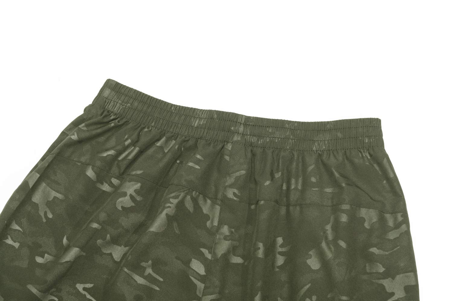 LancerPac Women/'s Camouflage Water Repellent Quick Dry Sports Hiking Shorts with Zipper Pocket