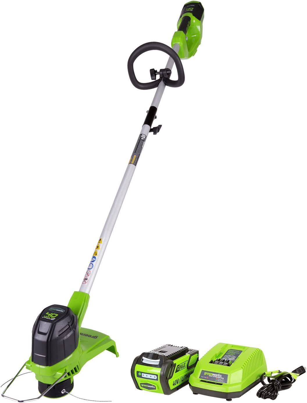 Greenworks 12-Inch 40V Cordless String Trimmer