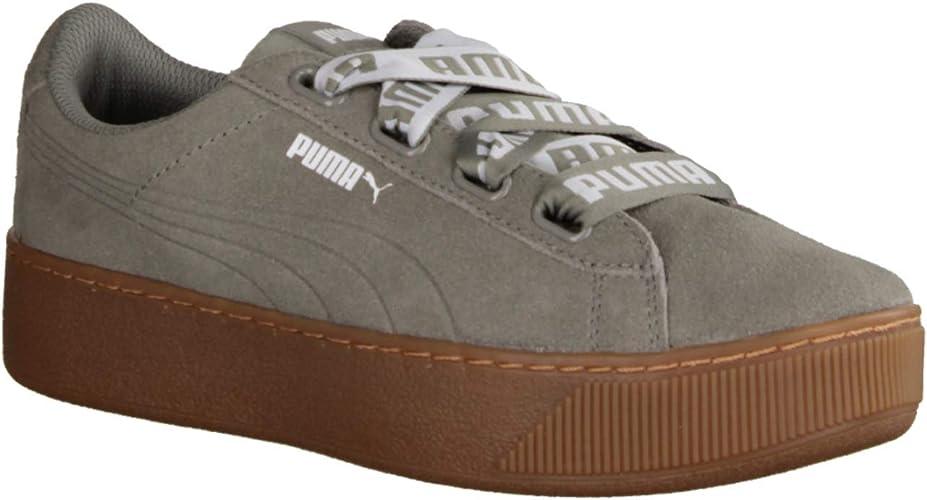   PUMA Vikky Platform Ribbon Bold Sneakers Dames