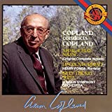Copland Conducts Copland, Lincoln Portrait, Appalachian Spring, Billy The Kid, Suite