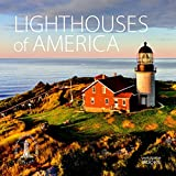img - for Lighthouses of America book / textbook / text book