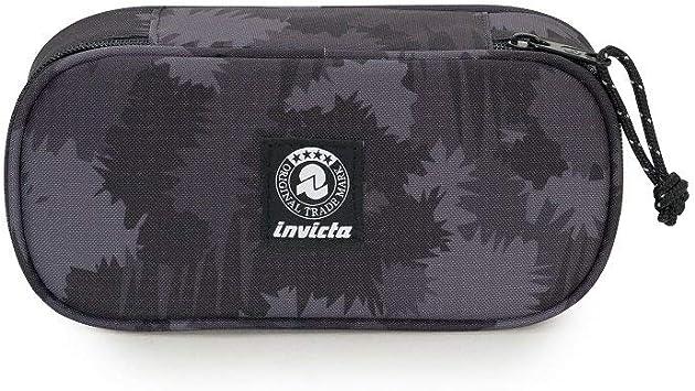 Invicta – Estuche para bolígrafos – Color Gris fantasía – Estuche Porta bolígrafos Equipado: Amazon.es: Equipaje