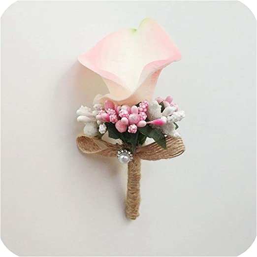 Amazon Com Perfect Mood Boutonniere Wedding Corsages And