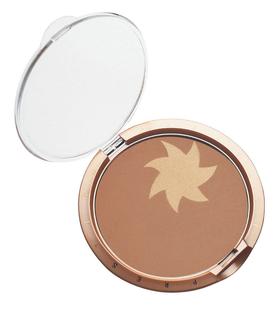 Prestige SunFlower Illuminating Bronzing Powder, Sunkissed, 0.7 Ounce