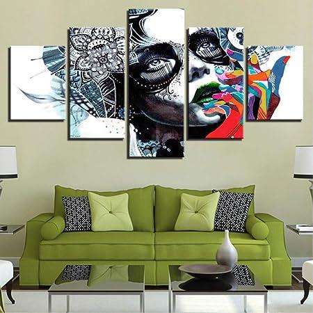 lkfqjd Impresiones HD Pintura De La Lona Decoración del ...