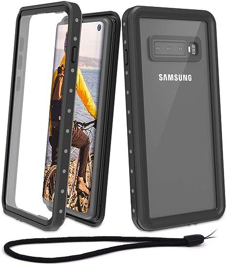 Beeasy Hülle Für Samsung Galaxy S10 Ip68 Zertifiziert Elektronik