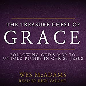 The Treasure Chest of Grace Audiobook