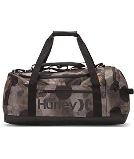Hurley - Mens U Renegade Ll Bleed Duffle Bag d61531b76a812