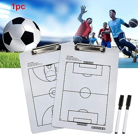 Alicer Coaches - Pizarra táctica para Entrenar el fútbol, con ...