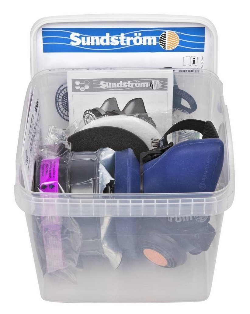 SUNDSTROM SAFETY Wildland Fire Kit S/