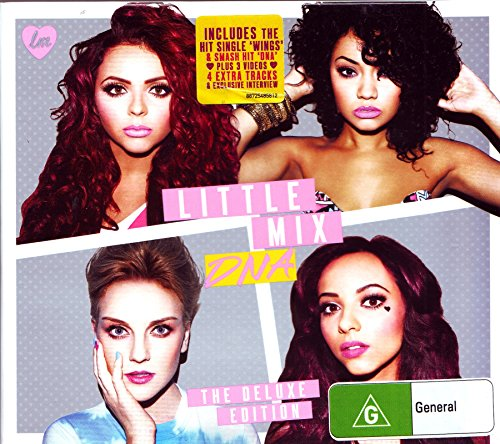 Mix Uk Limited Edition (Dna)