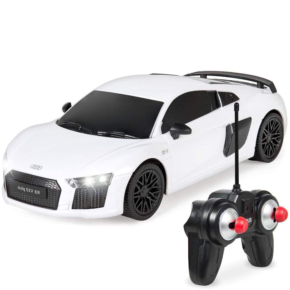 Amazon.com: MrBigDeal Toy Car Audi R12 Sport Remote Control ... | audi toy car