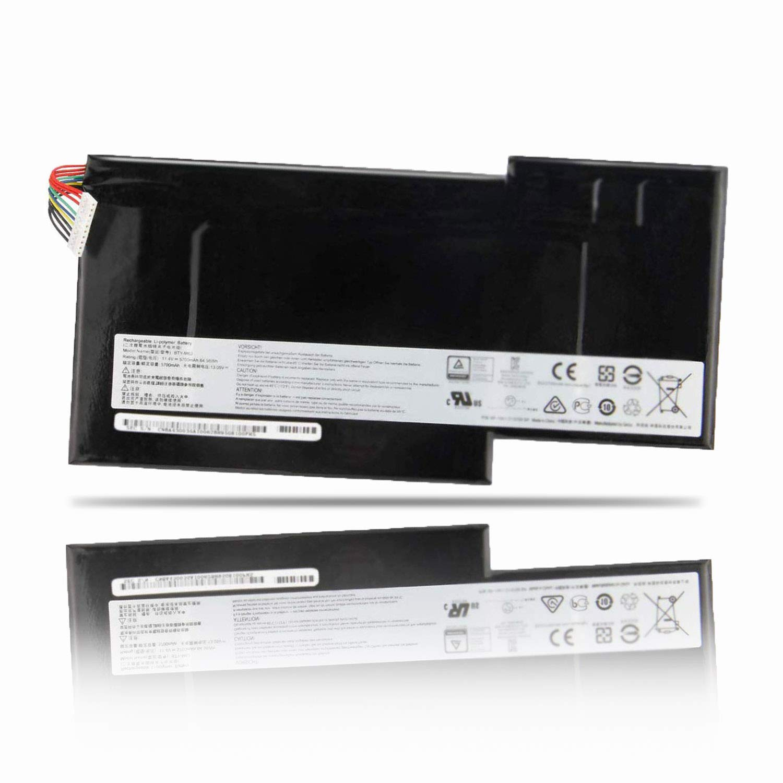 Bateria 11.4V 64.98Wh 5700mAh BTY M6J MSI GS63 GS63VR GS73 G