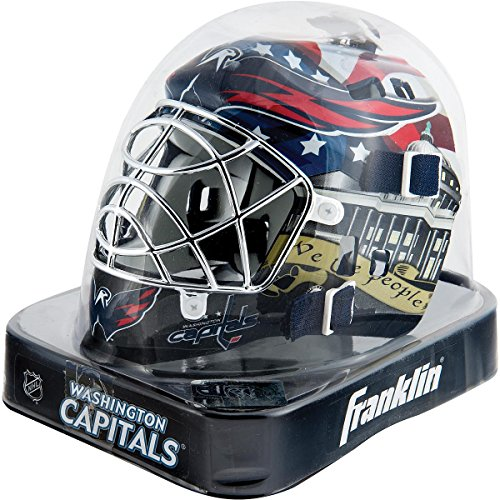 (Franklin NHL Washington Capitals Mini Goalie Mask)
