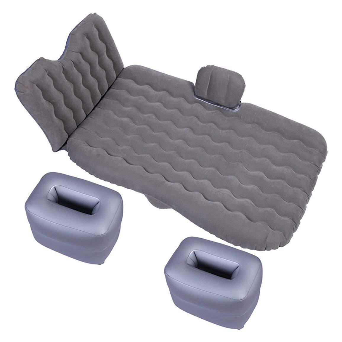 Fantasyworld Multi-Funktions-aufblasbare Matratze Auto aufblasbares Bett für Auto-Träger-Teile Zubehör Mode Praktische