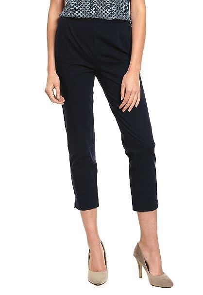zapatos de separación 42c8a df2f0 Dockers- Pantalón Azul Marino Pantalones para Mujer