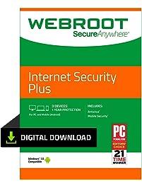 Amazon com: Antivirus & Security: Software: Internet