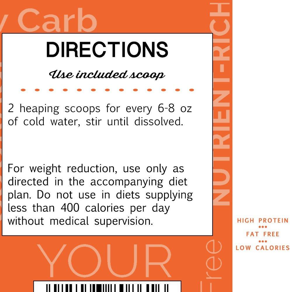 NutriWise - Proticcino Protein Diet Drink (28 Serv) by NutriWise