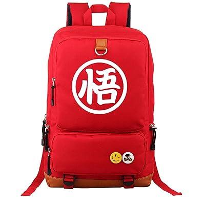 YOYOSHome Anime Cosplay Luminous Bookbag Daypack Rucksack Backpack School Bag