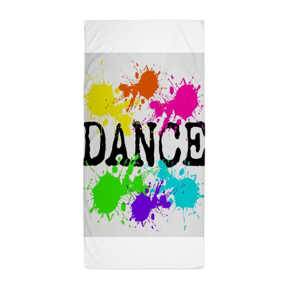 CafePress - Dance Paint Beach Towel - Large Beach Towel, Soft 30''x60'' Towel with Unique Design