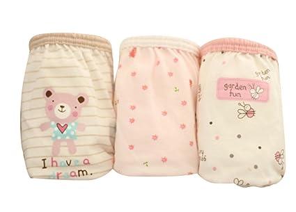 Lot de 3 culottes traje de baño pañales para recién nacido bebé niño ...