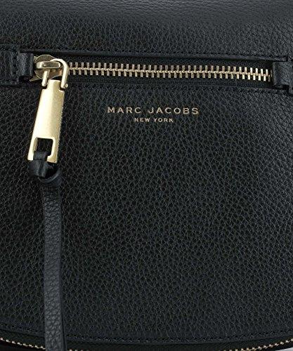 Marc Jacobs Borsa A Spalla Donna M0008137001 Pelle Nero